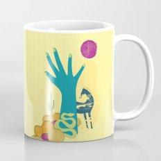 in the desert Mug