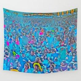 Festi Night Wall Tapestry