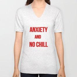 No Chill Unisex V-Neck