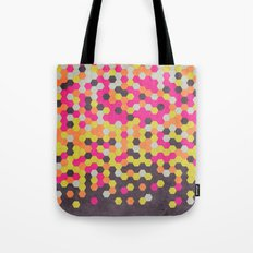 Honeycomb | Abyss Tote Bag