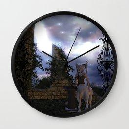 Zemija's Oracle Wall Clock