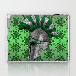 Spartan Helmet Laptop & iPad Skin