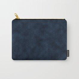 Blue Velvet Carry-All Pouch