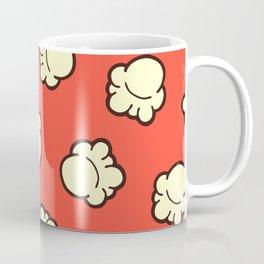 Popcorn Pattern Coffee Mug
