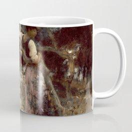 A Capriote by John Singer Sargent - Vintage Fine Art Oil Painting Coffee Mug