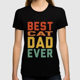 Unique Cat Tshirt Retro Edition T-shirt