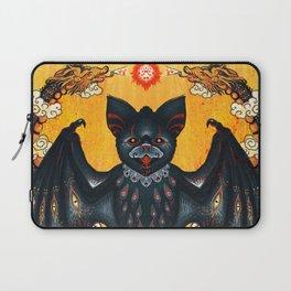 Black Bat Laptop Sleeve