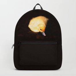Baby Duckling Swimming Backpack