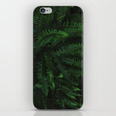 Fern Life iPhone Skin