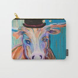 Mr. Fancy Carry-All Pouch