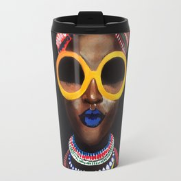 'Black Gold' Travel Mug