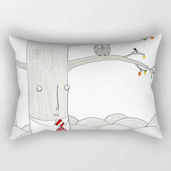 Evaluation Rectangular Pillow