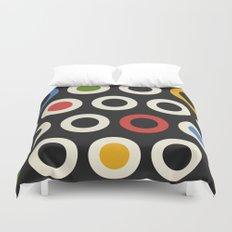 Circle Pattern Duvet Cover