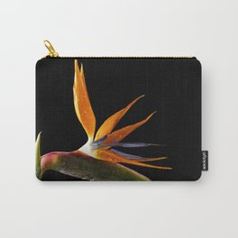 Bird of Paradise Flower Carry-All Pouch