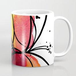 Ecstasy Bloom No.6 by Kathy Morton Stanion Coffee Mug