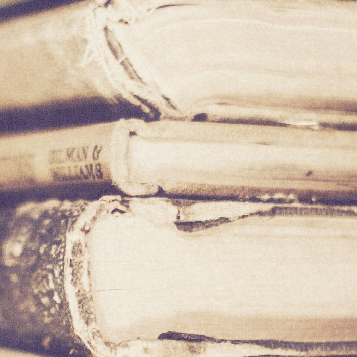 Vintage Books Leggings