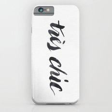 Tres Chic Slim Case iPhone 6s