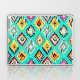 Bohemian Ikat Painting Laptop & iPad Skin