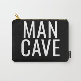 Little Man Cave Carry-All Pouch