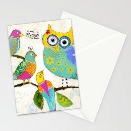 """Seeking Words of Wisdom"" Stationery Cards"