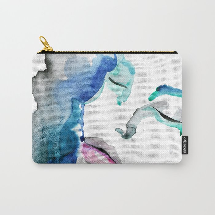 Angelina Two Carry-All Pouch