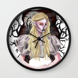 After Nightfall Wall Clock