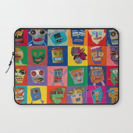 Monster Pals Laptop Sleeve
