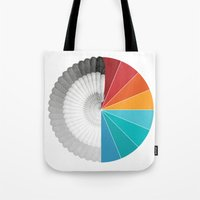 shield Tote Bags featuring SHIELD by Ben Beaudoin