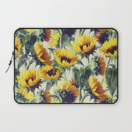 Sunflowers Forever Laptop Sleeve