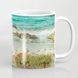 Scenic Photography, Beach, 17 Mile Drive, Monterey, Pebble Beach, Pacific Grove,  Coffee Mug