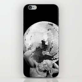 Weight of the Weekend iPhone Skin