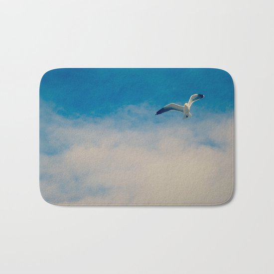 gull ible... Bath Mat