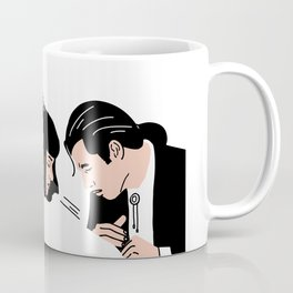 Strange Love: Pulp Fiction Coffee Mug