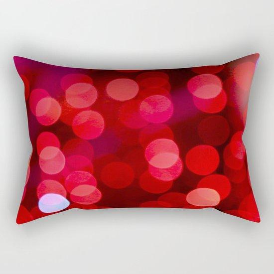 Desire is Burning Rectangular Pillow