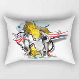 Speed Date | Collage Rectangular Pillow