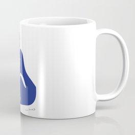 Henri Matisse - Le Chat Bleu (Blue Cat) Artwork - Prints, Posters, Tshirts, Bags, Mugs, Men, Coffee Mug