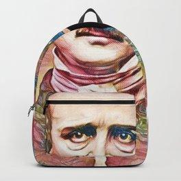 Literary Pop Culture, Edgar Allan Poe Backpack