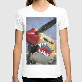 Curtis P-40 T-shirt