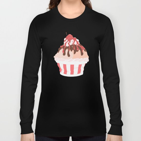Cherry On Top Long Sleeve T-shirt
