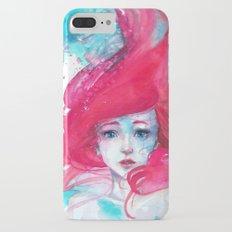 Ariel, The Little Mermaid iPhone 7 Plus Slim Case