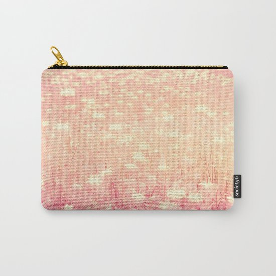 PINK PRAIRIE Carry-All Pouch