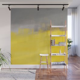 A Simple Abstract Wall Mural