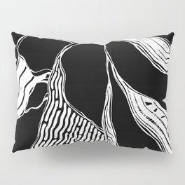 Winding Roots Pillow Sham