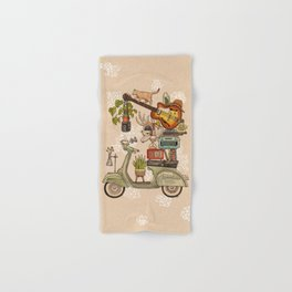 Pleasant Balance II Hand & Bath Towel