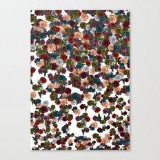 mini floral Canvas Print