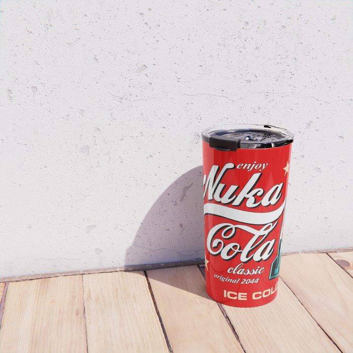 Nuka Cola - Fallout Travel Mug