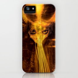 """""""How the Flesh Writhes""""  Judgehydrogen Surrealism giger dali iPhone Case"""