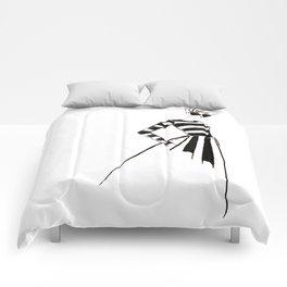 Hello, Miss Valentino! Comforters