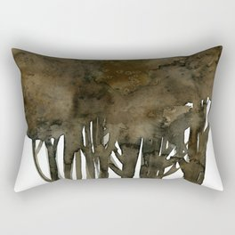 Tree Impressions No.1A by Kathy Morton Stanion Rectangular Pillow