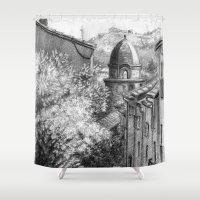 Collioure SK01P Shower Curtain